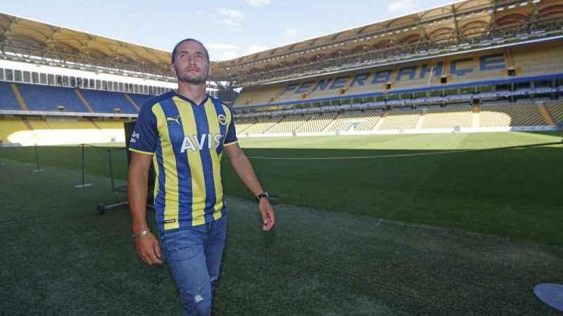 Fenerbahçe yıldız futbolcuyu transfer etti!