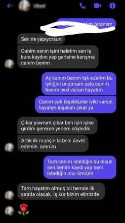 AKP'li belediye başkanının yeğeninden olay ifade! Mesajları ifşa oldu