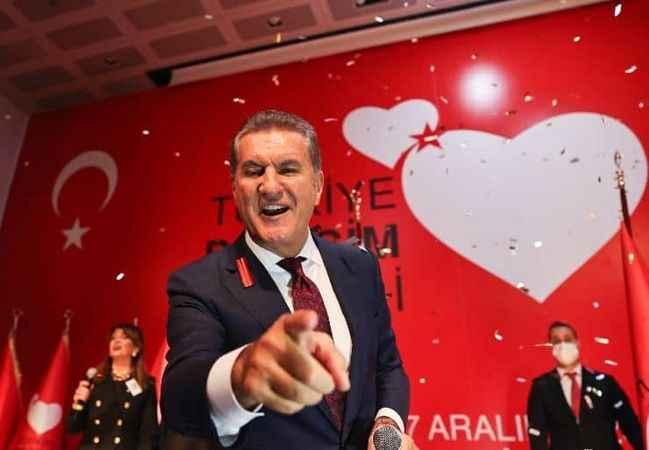 Mustafa Sarıgül: Türk siyasetinde gündemi belirleyen biz olacağız