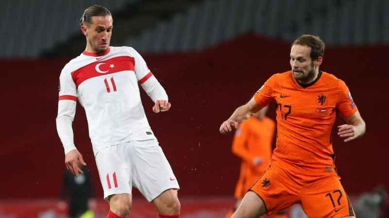 Norveç maçında 3 futbolcumuz forma giyemeyecek