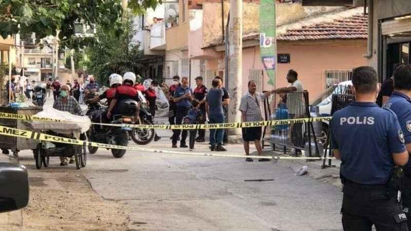İzmir'de kan donduran olay! Pompalı tüfekle saldırdılar 12 kişi...