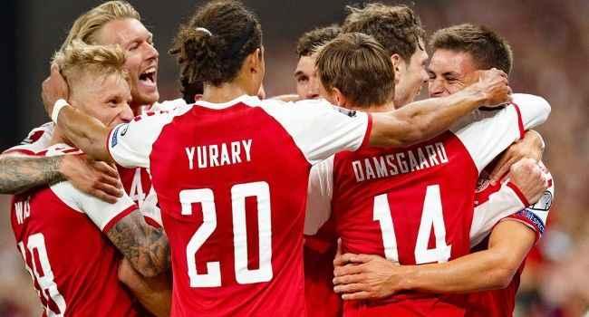 Danimarka rakip tanımıyor: 22 gol...
