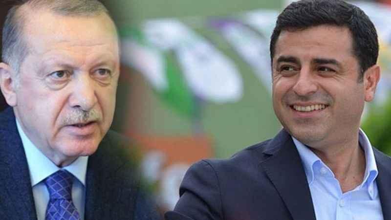 Erdoğan HDP'yle mi anlaştı: HDP destek verirse Erdoğan tekrar seçilir