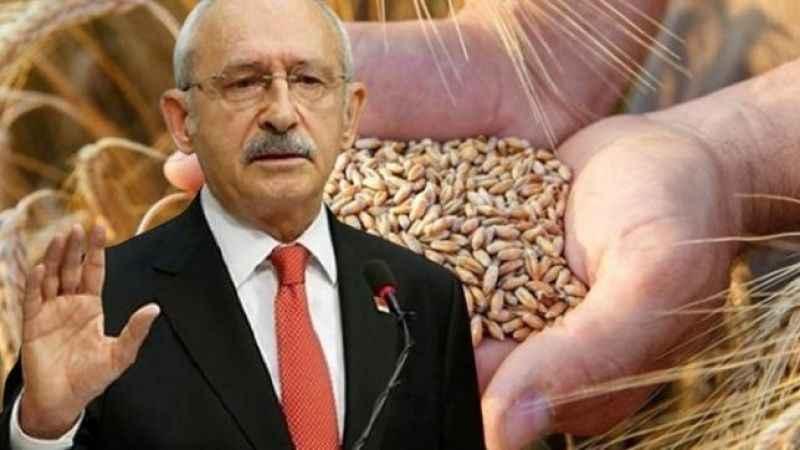 Kemal Kılıçdaroğlu: Tarımı ve çiftçiyi bitirmeye yeminli Erdoğan var