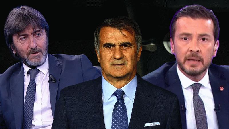 Şenol Güneş'ten Rıdvan Dilmen ve Ersin Düzen'e gönderme!