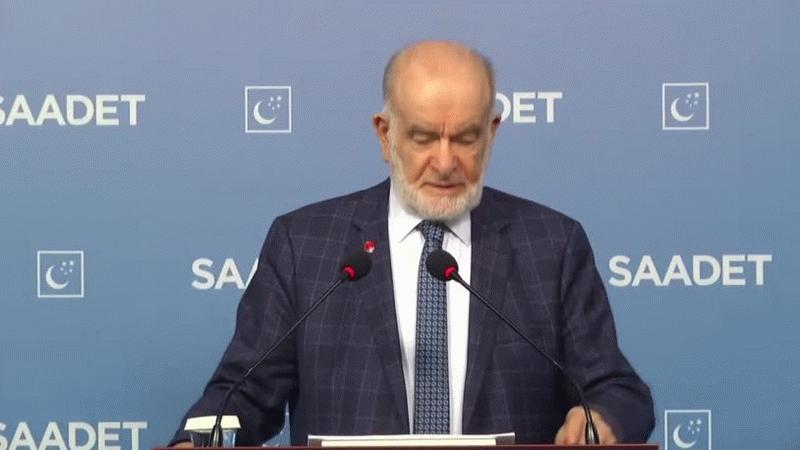 Temel Karamollaoğlu'ndan iktidara sert Eğitim sistemi eleştirisi