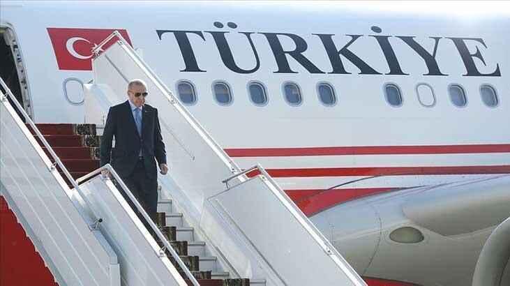 Son dakika - Bakanlık duyurdu! Cumhurbaşkanı Erdoğan ABD yolcusu