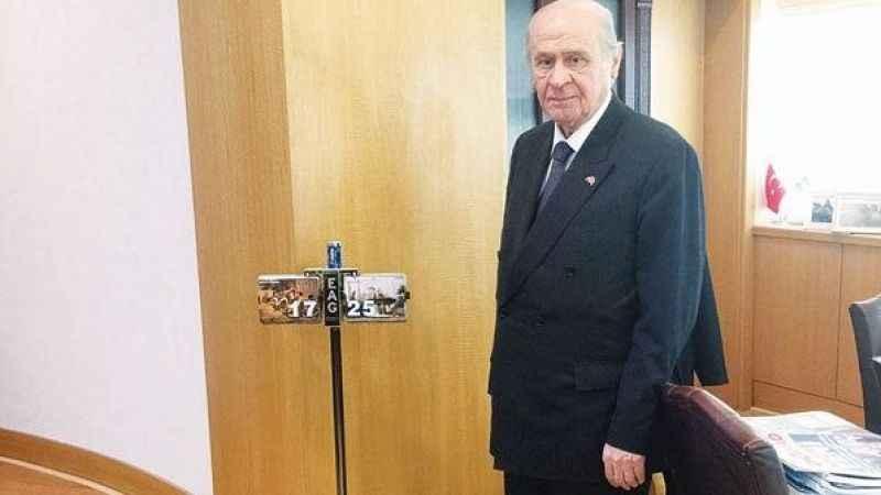 Erdoğan Bayraktar'ın sırrı MHP'nin arşivinden çıktı! Unutulan kitap