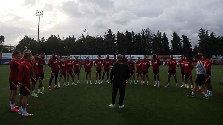 Galatasaray'da Marcao ve Kerem Aktürkoğlu barıştı! Fotoğraf geldi