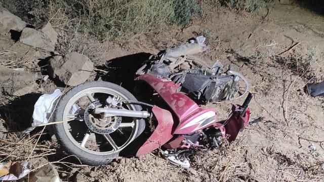 Manisa'dan acı haber! Otomobil ile motosiklet çarpıştı: 1 ölü 1 yaralI