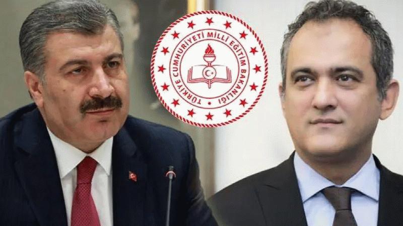 Fahrettin Koca ve Mahmut Özer'e sosyal medyada istifa çağrısı!