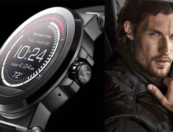 Michael Kors erkek kol saati modellerinde 3 dijital saat önerisi