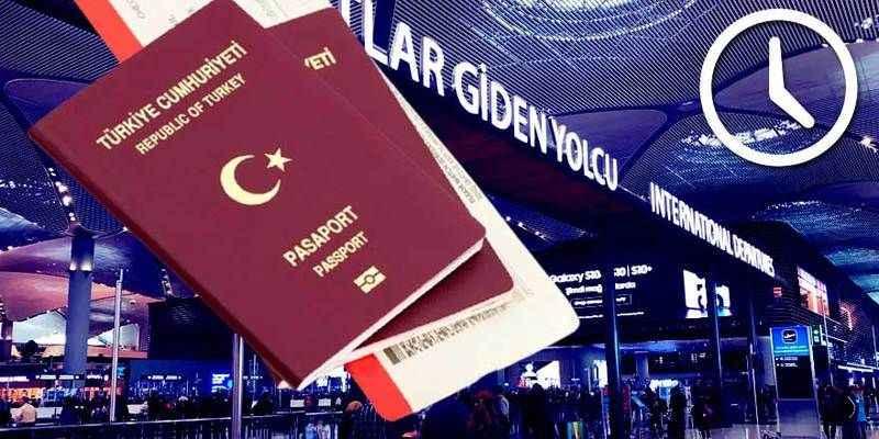 'Hızlı pasaport' dönemi başladı: Yalnızca 20 saniyede geçiş