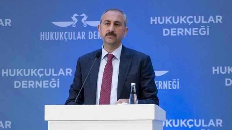 Adalet Bakanı Gül: Milletimiz bu ilkel zihniyete asla prim vermeyecek