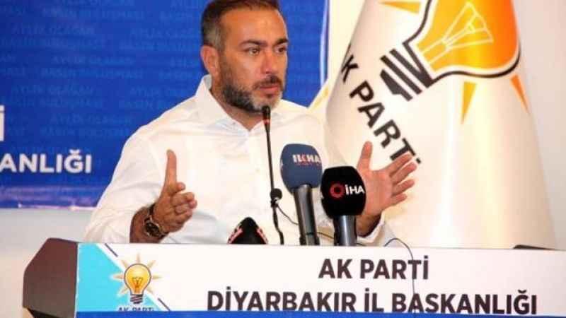 AKP'li isim açıkladı: İl başkanı partinin parasını hesabına geçirdi