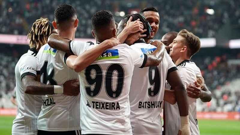 Beşiktaş yıldızlarıyla farka koştu!