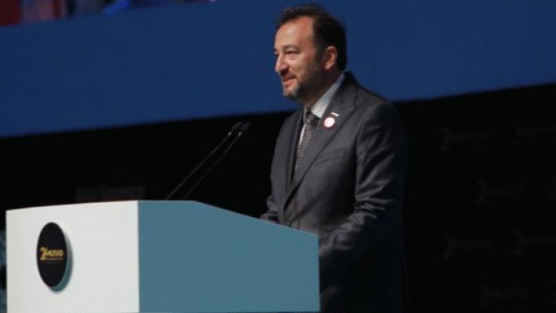 Mahmut Asmalı, MÜSİAD Genel Başkanı seçildi