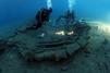 Bakan Ersoy Datça'da bulunan Osmanlı savaş gemisine daldı