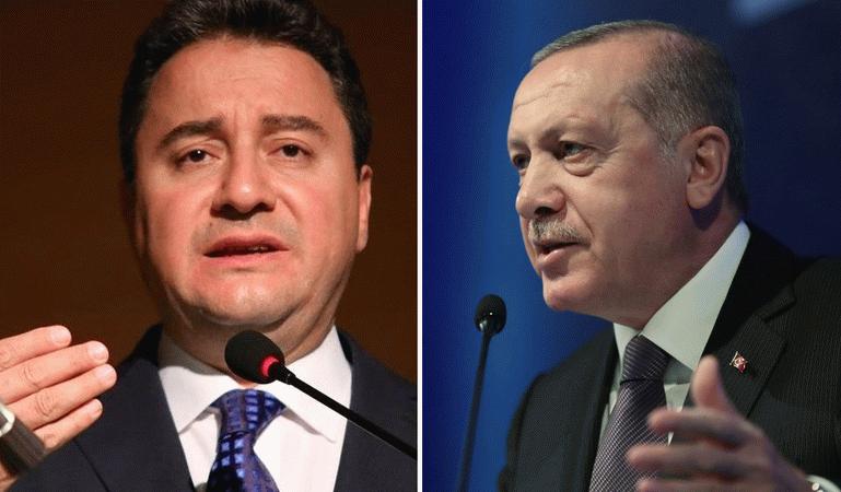 Ali Babacan, Erdoğan'a yol gösterdi!