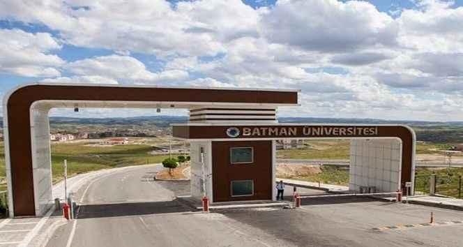 Batman Üniversitesi 9 Öğretim Üyesi alıyor