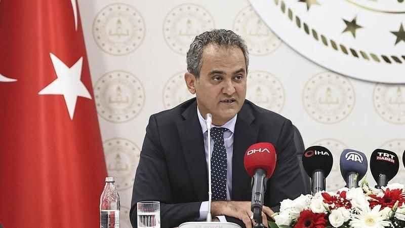 Son dakika... Milli Eğitim Bakanı Özer'den yüz yüze eğitim açıklaması