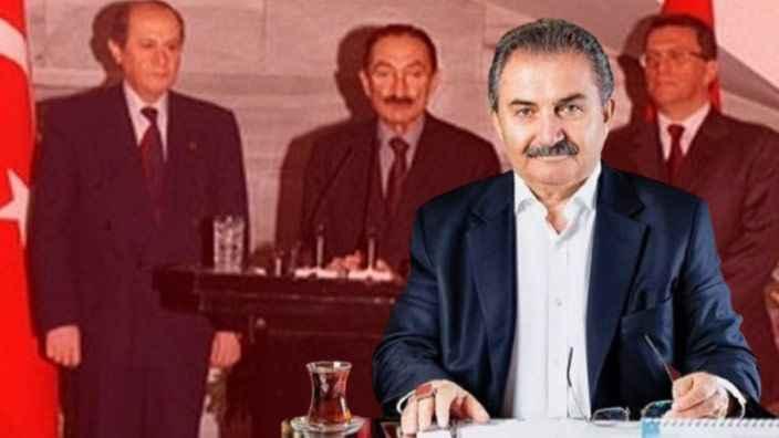 Bahçeli'nin gizli telefon görüşmesi olayı alevlendi: MHP'den tepki...