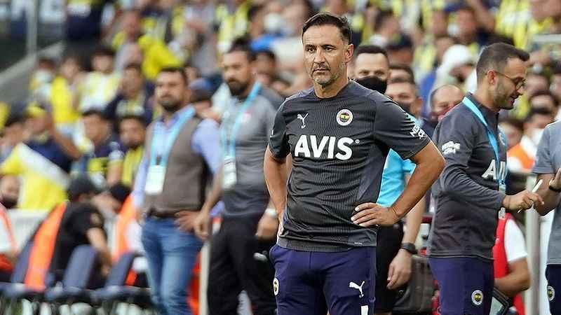 Vitor Pereira'dan hakemlere tepki!