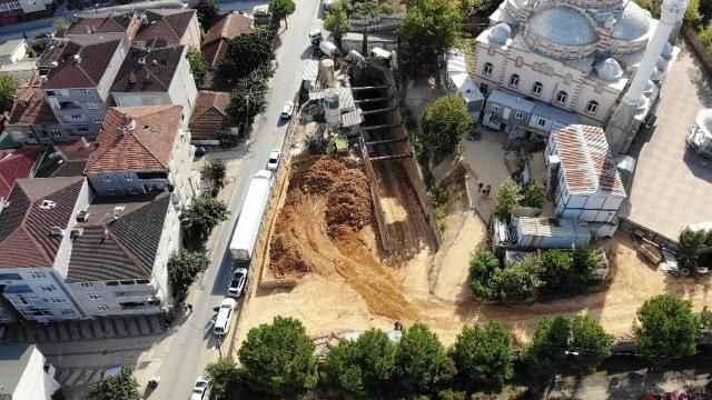 Sancaktepe'de metro inşaatında göçük: 1 ölü 1 yaralı