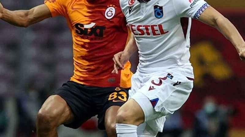 Trabzonspor - Galatasaray maçı hangi kanalda, ne zaman, saat kaçta?