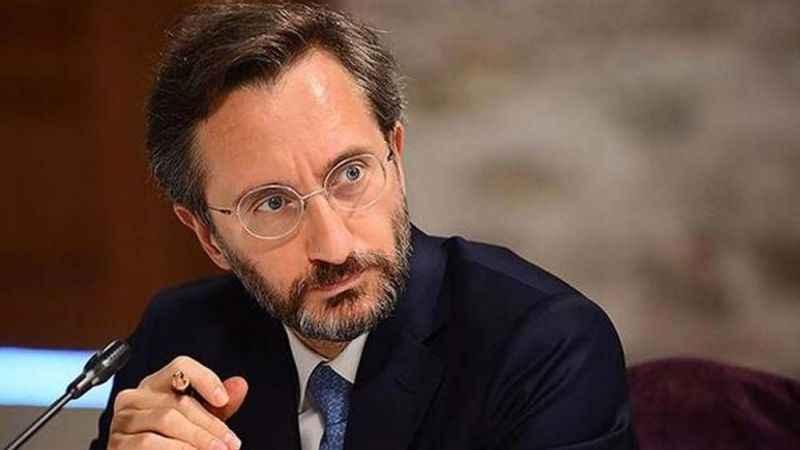 Fahrettin Altun'a bilir kişi raporu şoku: 'Mevzuata aykırı'