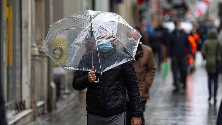 Meteoroloji'den o bölgelere kritik yağış uyarısı geldi
