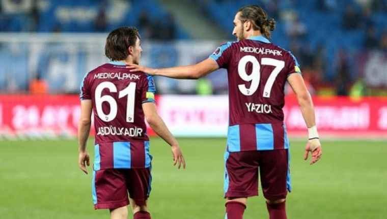 Yusuf Yazıcı'dan Abdülkadir Ömür'e maç sonu telefon!