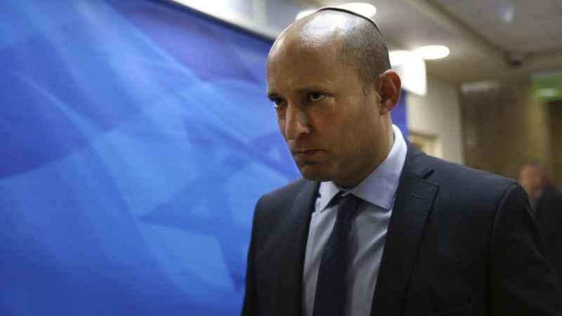 Siyonist İsrail'de Bennett hükümeti de düşüyor