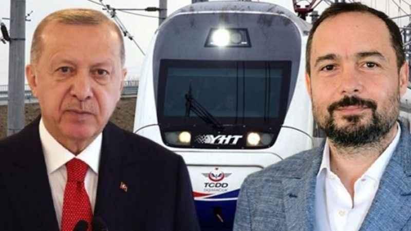 Erdoğan'ın 10 gün önce atadığı TCDD Genel Müdürü Atik istifa etti