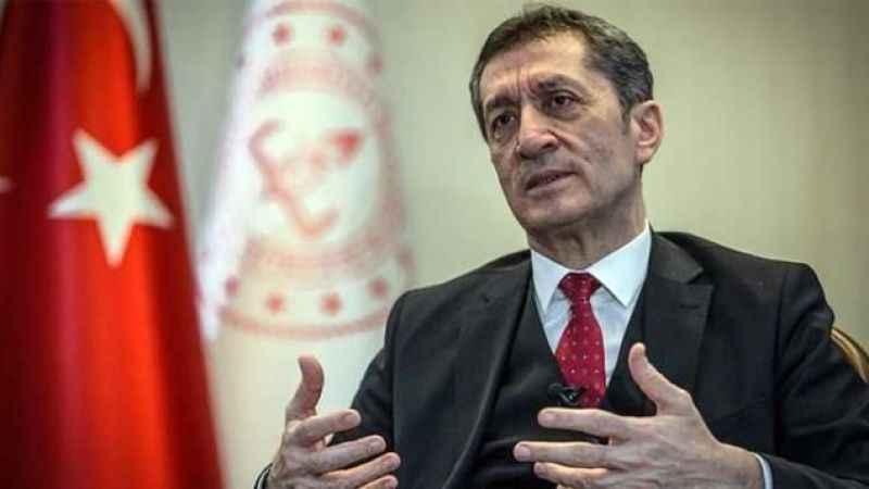 Eski Milli Eğitim Bakanı'nın son fotoğrafı Ahmet Hakan'ı şaşırttı