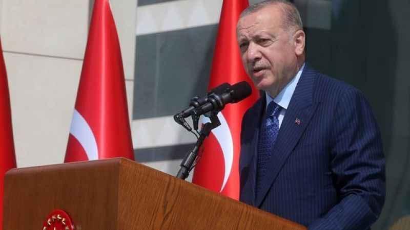 Erdoğan: Gelir seviyesi kat kat yükseldi, asgari ücret 16 kat arttı
