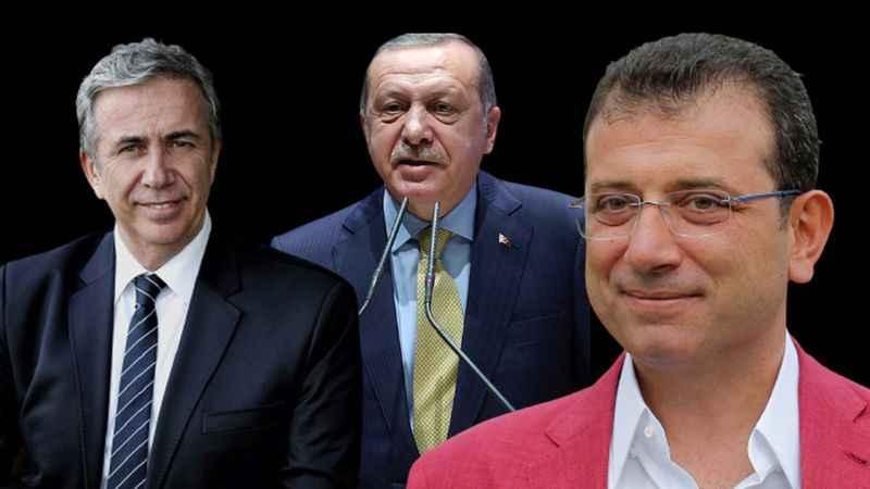İbrahim Kahveci, Erdoğan'a adres gösterdi: İmamoğlu ve Yavaş çözer