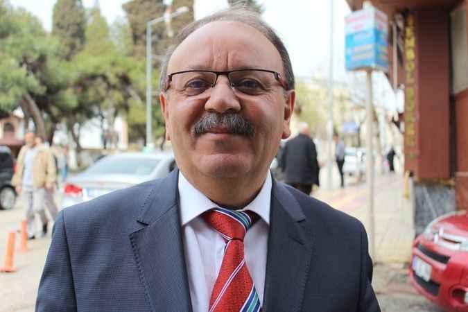 CHP'li Merzifon ilçe başkanından tesettür hazımsızlığı!
