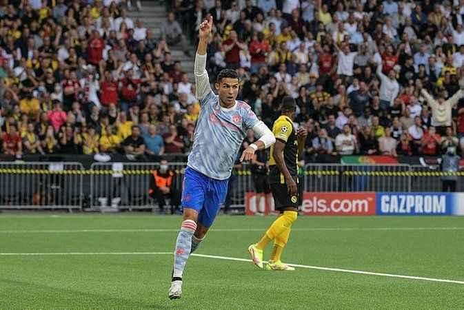 Ronaldo'nun golü yetmedi! Manchester United'a son saniye şoku...