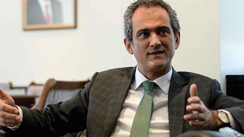 Mahmut Özer açıkladı! Bir ilde yüz yüze eğitime ara verildi