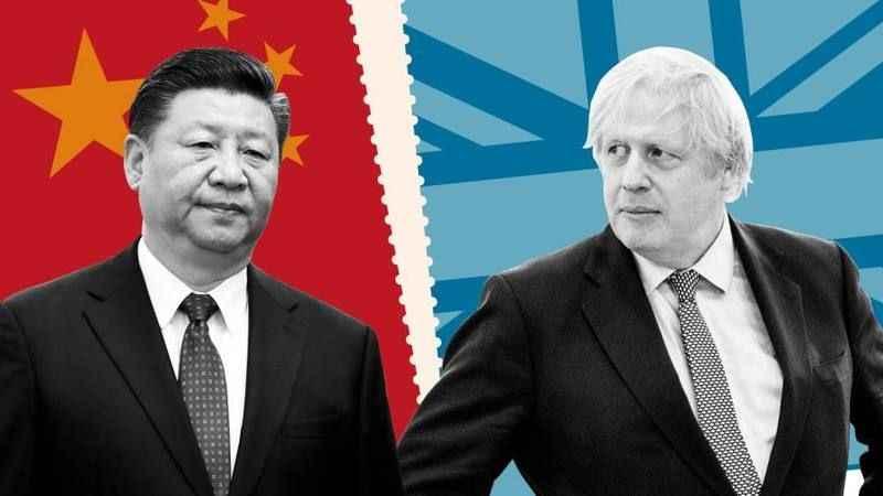Çin Büyükelçisi'nin İngiliz Parlamentosu'na girişi yasaklandı
