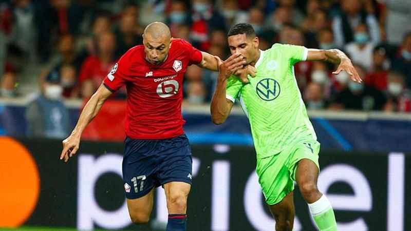 Burak Yılmazlı Lille Wolfsburg'u geçemedi