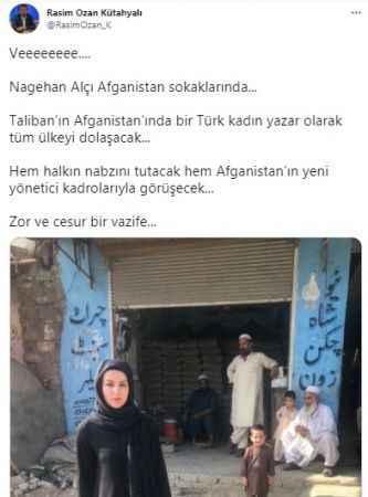 Rasim Ozan Kütahyalı o fotoğrafı neden paylaştığını açıkladı