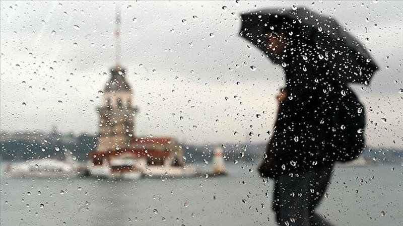 Meteoroloji İstanbul dahil çok sayıda ili uyardı: O saatlere dikkat