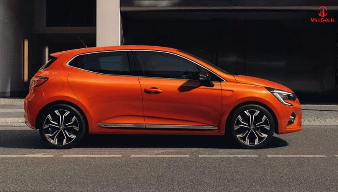 Renault Clio fiyatı şaşkına çevirecek! Araba fiyatları çıldırtacak