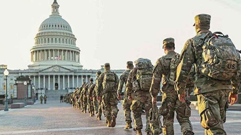 ABD'de endişeli bekleyiş! Kongre Ulusal Muhafız talebinde bulundu