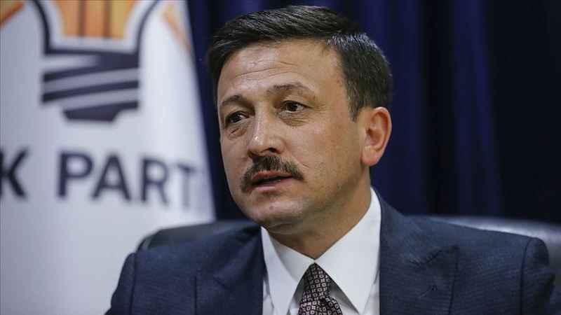 AKP'li Hamza Dağ'dan seçim anketi açıklaması: Yüzde 50'yi geçiyoruz