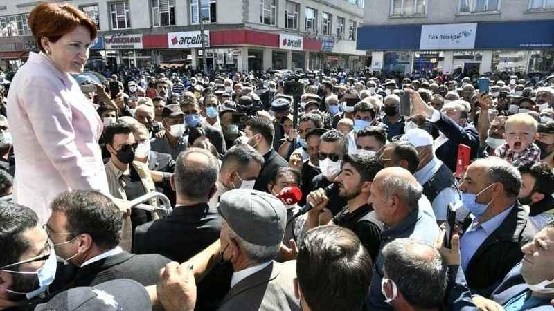 Akşener'den Erdoğan'a sistem tepkisi: Ülkeyi uçuruma getirdi değişmeli
