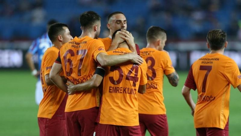 Galatasaray'ın Lazio karşısındaki muhtemel 11'i...