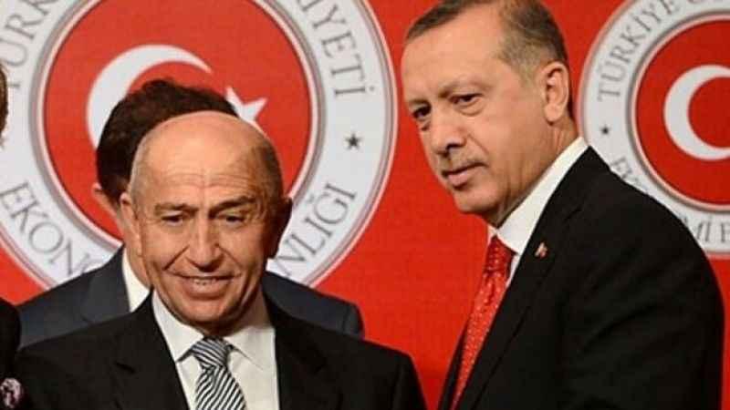 İhale şampiyonu Nihat Özdemir, Erdoğan'a yüklendi!